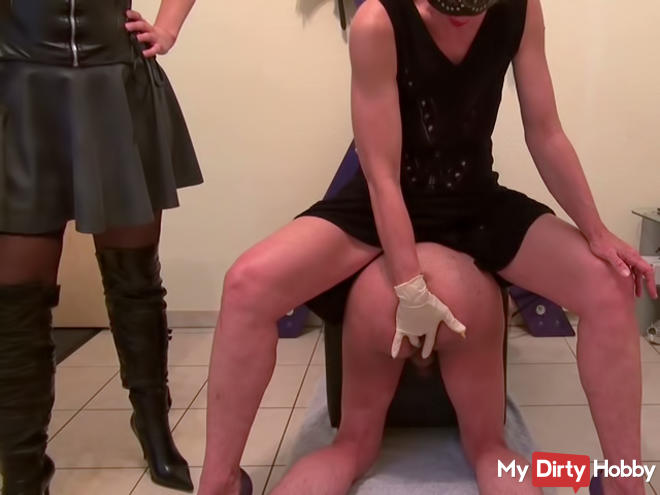 Anal treatment - Part 1