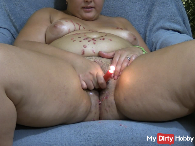 Fucked pussy tingling with orgasmic pleasure 6