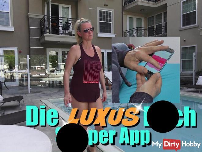 Die Luxus Bitch – s*x per App