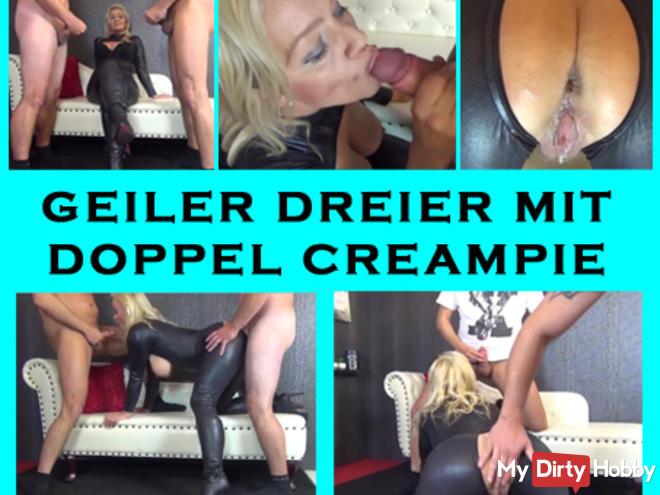 Geiler Milf Creampie