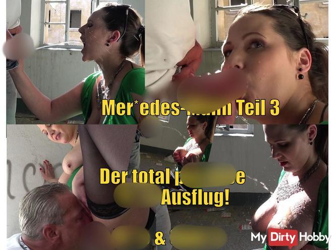 Der total per***se pi**e-Ausflug - Der Mer*edes-Mann Teil 3