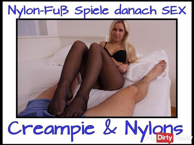 Nylon Creampie Pics 6