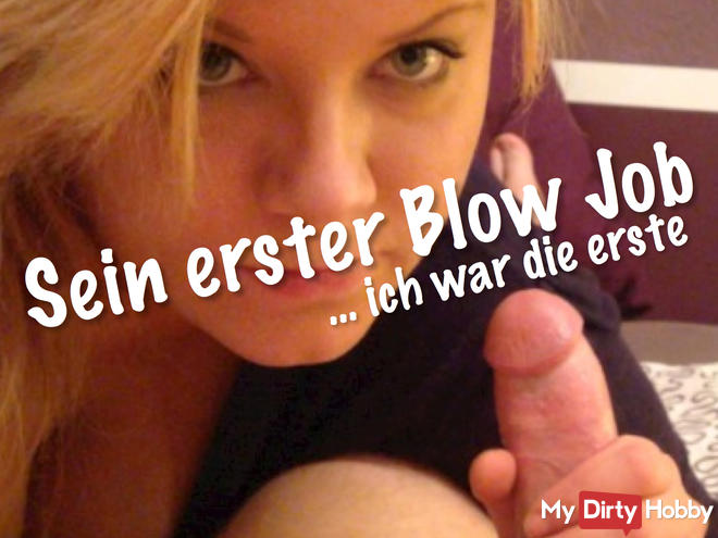 Wann war der erste Blow Job