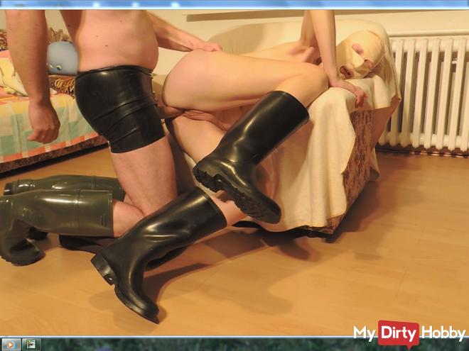 Rubber Boot Sex 32