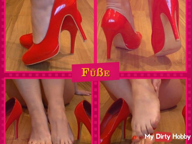 Feet..