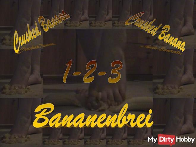1-2-3 Création d'Bnanenbrei Krused