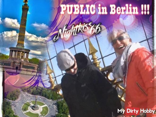 Public in Berlin - punishable ??