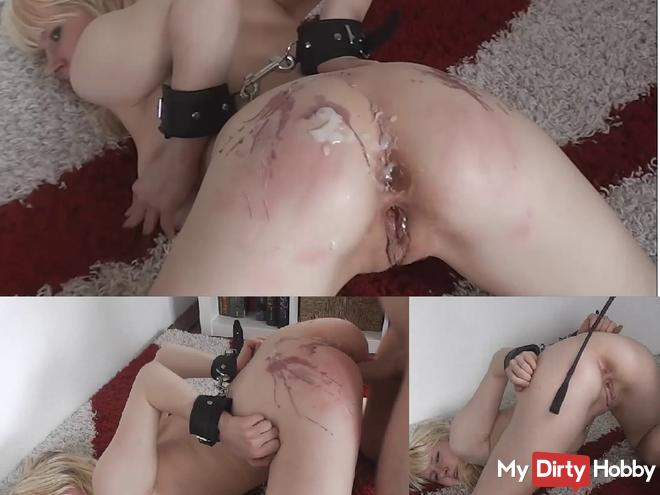 Extreme! Tied up, fucked and tortured!
