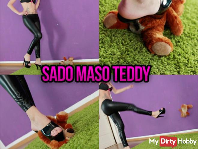Sado Maso Teddy Bear