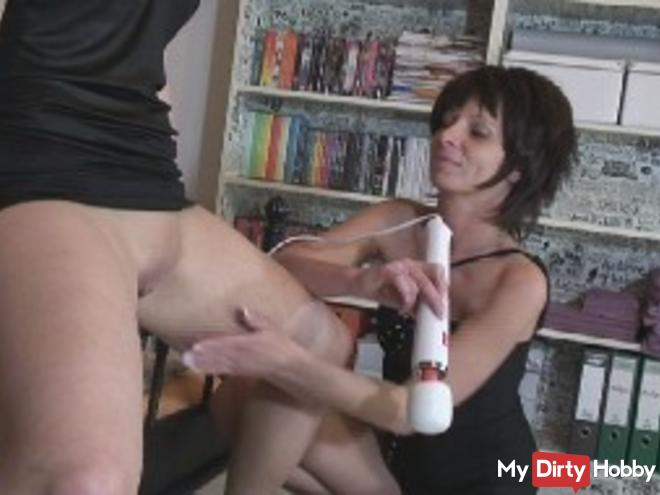 Slave sex and pussy 1