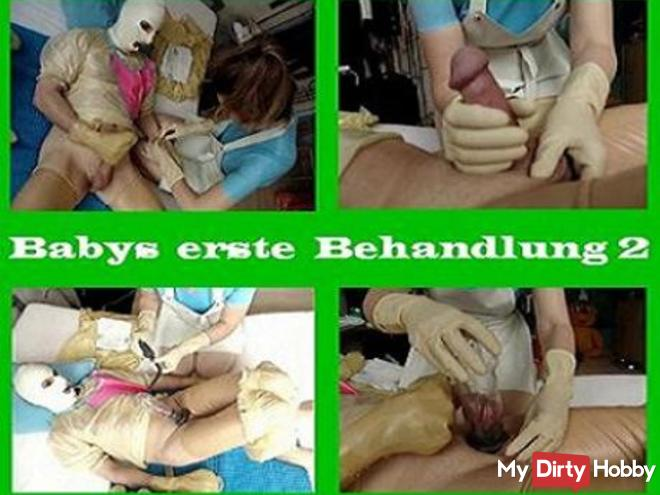 FetishBaby's first treatment 2
