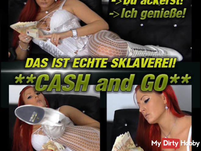 Cash & Go! This is real slavery!