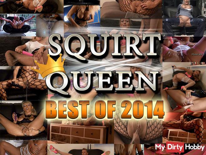 SQUIRT-QUEEN – BEST OF 2014