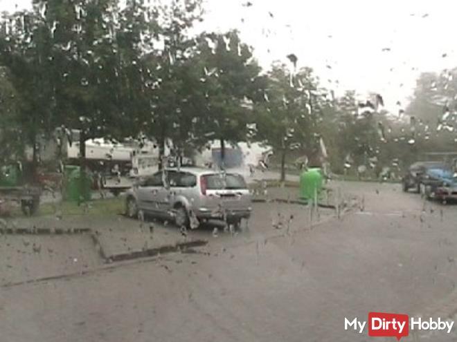 Parking Public Fuck