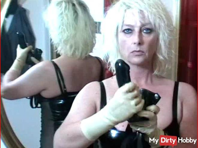 bdsm blog domina mit sklave