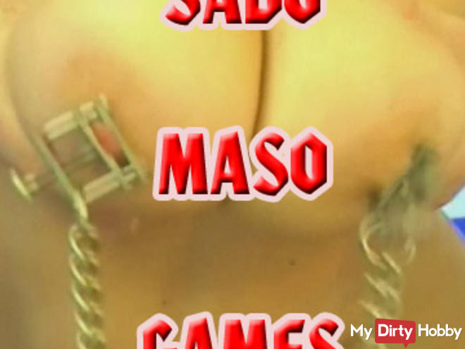 X-FILES : SADO MASO GAMES