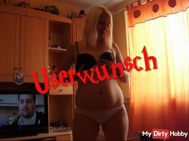 user wish
