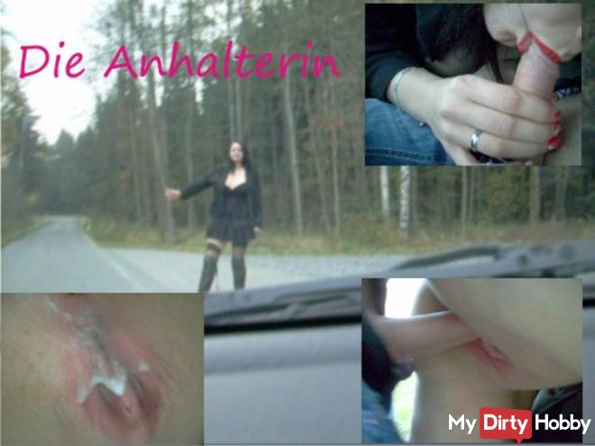 ANJA the hitchhiker