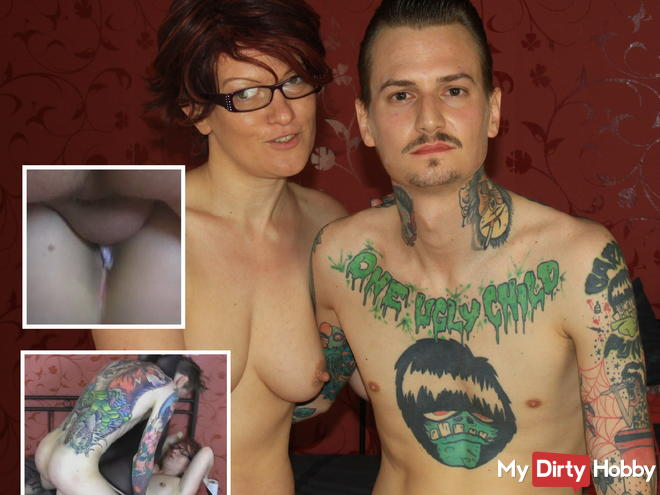 Tattoo users with huge cock 1