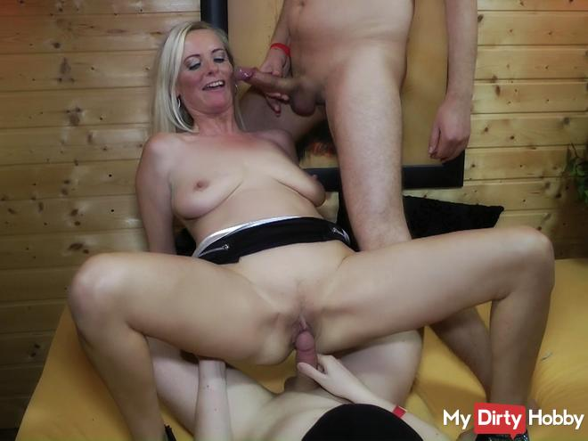 Dirty tina gangbang