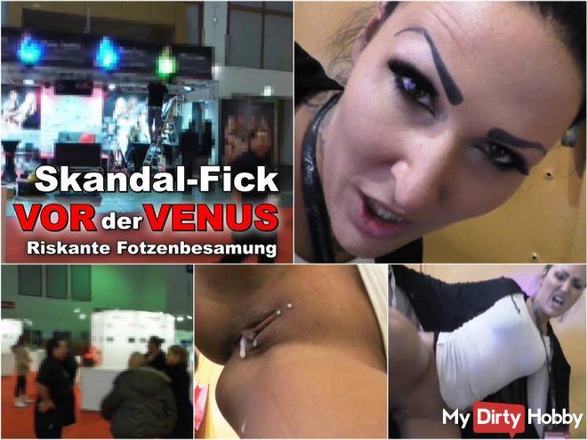 Scandal fuck of the VENUS!
