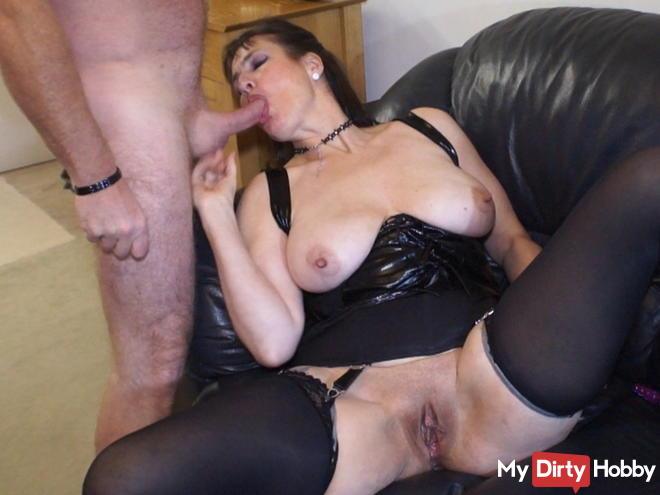 Multiple vaginal creampies