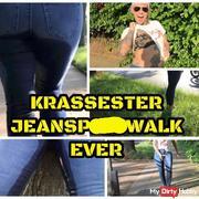Krassester Jeanspi**walk ever