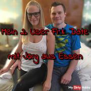 Mein 2. User fi** Date - Hart gefi**t mit geilem Facial