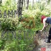 Hebamme der Birkenstocks