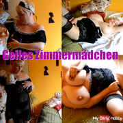 Horny chambermaid!