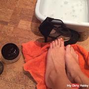 Footcare I make my feet chic