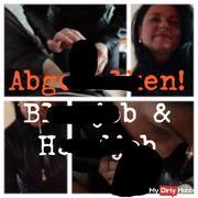 Abgemolken - bl*wjob & hand**b
