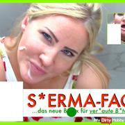 sper*A-FACE!! Das neue Botox für VERSAUTE BITCHES!