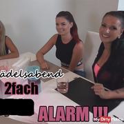 Mädelsabend - 2fach spri** Alarm!!! (Teil2)