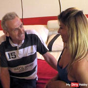 pensioner likes to fuck