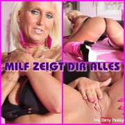 HORNY MILF SHOWS YOU ALL