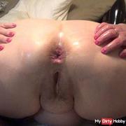 Super ANAL - Ass Stretching Big Sex Toys