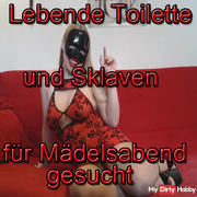 Search living toilet and slaves for Party