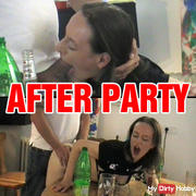 After Party mit Deepthroat (REAL!)