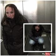 Pissing in the Lift