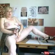 Sexualkunde bei Lehrerin Linda