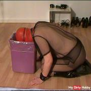 Head in the trash-extreme humiliation-(1.29)