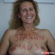 Spanien-Maus