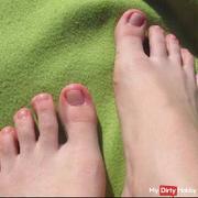 jenny's feet