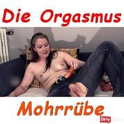 Die Orgasmus - Möhre