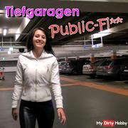 Tiefgaragen-Public-fi** mit cream**e
