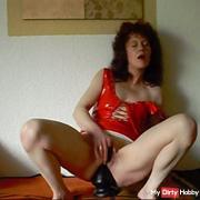 Riesenplug anal abgeritten...