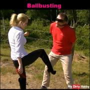 Just Ballbusting