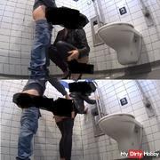 sper*akunst nach WC-fi**!!!