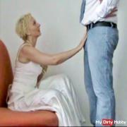 Trauzeuge fi**t die Braut